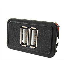 USB зарядное устройство для LADA 2106 и 2107