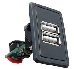 USB зарядное устройство для LADA 21083 и 21093