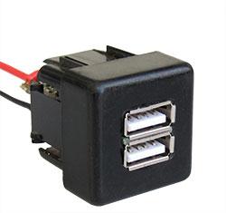 USB зарядное устройство для LADA 2110, 2111, 2112