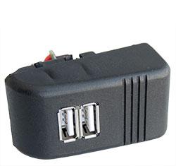 USB зарядное устройство для комбинации приборов LADA 2110, 2111, 2112