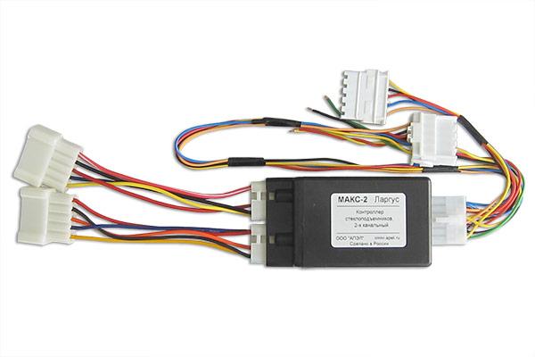 Модуль автоматического контроллера стеклоподъемников МАКС-2 Largus