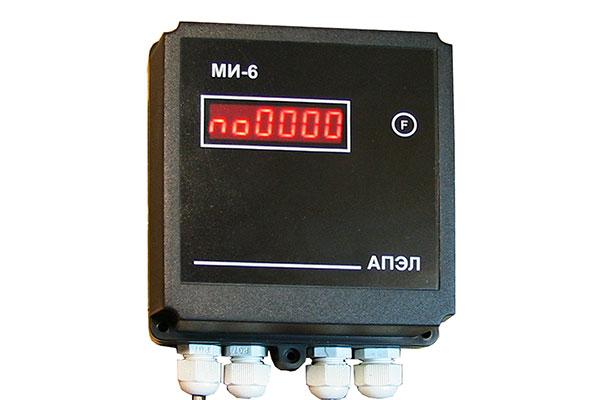 Модуль индикации МИ-6