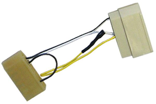 Насадка № 5 для ПО-5 (Переходник питания комбинаций приборов ГАЗ, УАЗ)