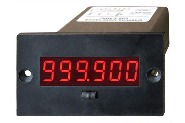 Счетчик моточасов низковольтный СМ-1-ххх (Н, НУС)