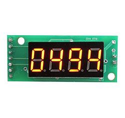 Счетчик моточасов для рециркуляторов СМ-1-kit 4 разряда 12В
