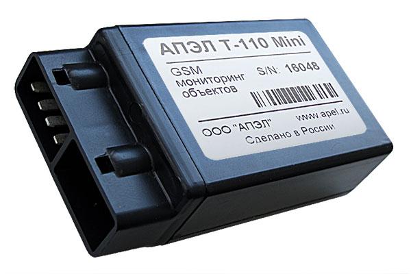 Трекер АПЭЛ Т-110 GPS mini