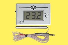 ТЭС-2Pt - новый электронный термометр для сауны